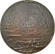 Maritime medal (Oran) – reverse
