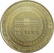 Monnaie de Paris - Parc Alpha Saint Martin Vésubie – reverse