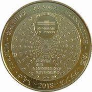 Monnaie de Paris - Villa Kérylos – reverse