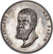 Medal - Reformation in Denmark anniversary – obverse