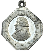 Medal - 400th anniversary of Martin luther – obverse