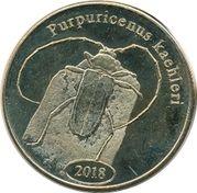 500 Rupiah (Purpuricenus kaehleri) – reverse