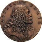 Medal - Albrecht Dürer (400 years of death) – obverse