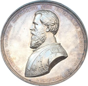 Medal - International fisheries exhibition in Berlin (Prussia) – obverse
