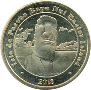 1 Peso – obverse