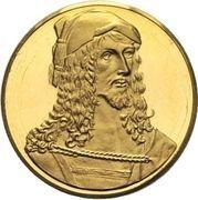 Medal - Albrecht Durer (Karlsruhe; 500 anniversary) – obverse