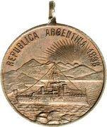 Medal - Recruitment medal (Saladillo) – obverse