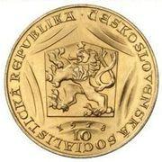 10 Dukátů (Charles IV) – obverse
