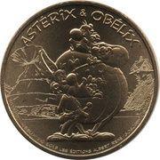 Monnaie de Paris - Astérix et Obélix – obverse