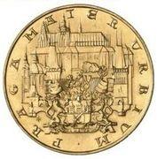 10 Dukátů (Charles IV) – reverse