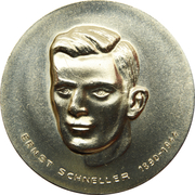 Medal - Ernst Schneller (Delitzsch) – obverse