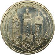 Medal - Ernst Schneller (Delitzsch) – reverse