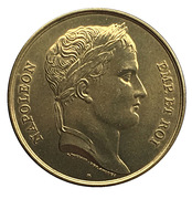 Medal - Napoleon I (The coronation of the Emperor) -  obverse