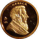 Token - 40th Anniversary of Krugerrand – obverse