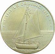 Monnaie de Paris - Le Croisic – obverse