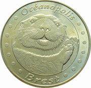 Monnaie de Paris - Brest (Océanopolis) – obverse