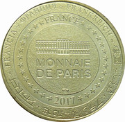Monnaie de Paris - Brest (Océanopolis) – reverse