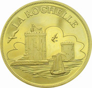 Token - Nemery & Calmejane (La Rochelle) – obverse