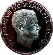1 Crown - Edward VIII (Pattern) – obverse