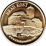 Token - Castle Kost – obverse