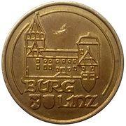 Token - Burg Linz – reverse