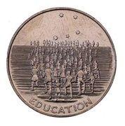 Medal - Australian Bicentenary Schools Medal 1988 – obverse