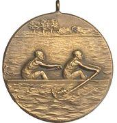 Award medal - Koblenz rowing regatta – obverse
