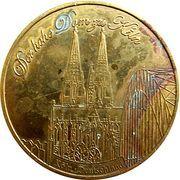 Token - Germany Deutsche Münzkollektion (Köln - Cologne Cathedral) – obverse