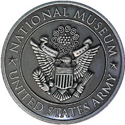 Token - National Museum United States Army – obverse