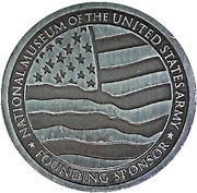 Token - National Museum United States Army – reverse