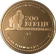 Token - Berlin Zoo (Panda) – reverse