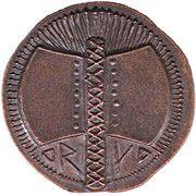 1 Axe (Mouria) – reverse