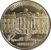 Medal of Merit – obverse