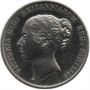 5 Shillings - Victoria (INA Retro Fantasy issues) – obverse