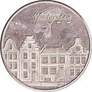 Dutch Heritage Collectors Coin - Madurodam – obverse