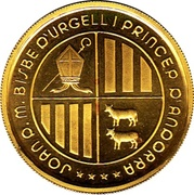 1 oz Gold (Gold Eagle) – obverse
