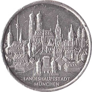 Token - Munchen Landeshauptstadt – obverse
