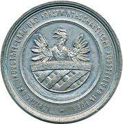 Medal - Dem Fortschritt und Verdienste (Eger) – reverse