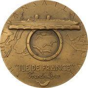 Medal - Compagnie Generale Transatlantique