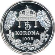 5 Korona (Henricus) – reverse