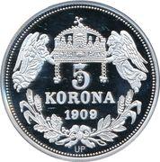 5 Korona (Ladislaus IV) – reverse