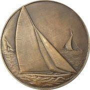Medal - Sailing regatta – obverse