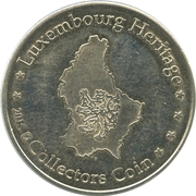 Luxembourg Heritage Collectors Coin - Luxembourg – reverse