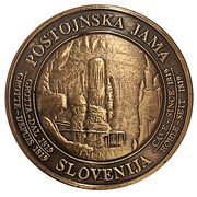 Token - Postojna (100th Anniversary) -  obverse