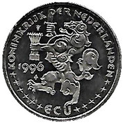 ECU - Beatrix (Tour de France) -  obverse