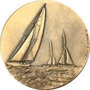 Prize medal - Sailing regatta – obverse