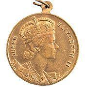 Medal - Elizabeth II (Royal Visit 1954) – obverse