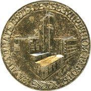 Medal - Lenmyasoprom (Leningrad) – obverse