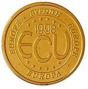ECU (Europa) – obverse