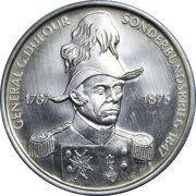 Switzerland Military General Series - Gen. G. Dufour - Sonderbund War – obverse